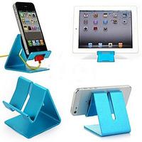 Universal Aluminum Portable Stand Holder for  iPhone Samsung  Tablet iPad Mini Retina Nexus Galaxy Phone