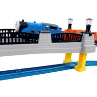 Thomas Electric Track Train with Light Music splicing Toys Children's Holiday Gift Toy