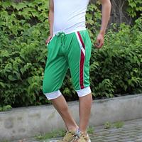 shorts men sports  men's causal running style man boardshorts run basketball summer gym breeches quick dry