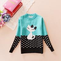 children free shipping cotton  sweater