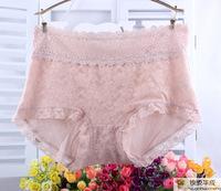 XL plus size women sexy lingerie sexy underwear women panties lace lingerie briefs 5pcs/lot excellent quality multicolrs