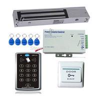 RFID Keypad Access Control kit + 280kg(600lbs) magnetic lock  D114+280kG lock