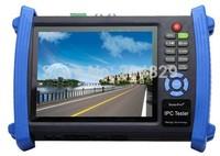 """7""""touch IP camera cctv tester HDMI TDR Laser source fiber digital-multimeter"""