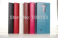 G3 mini Crystal Grain Cover Case, Flip Stand Leather Case Wallet Credit Card Holder For Lg G3 mini D722 D725 D728 D724 Cases