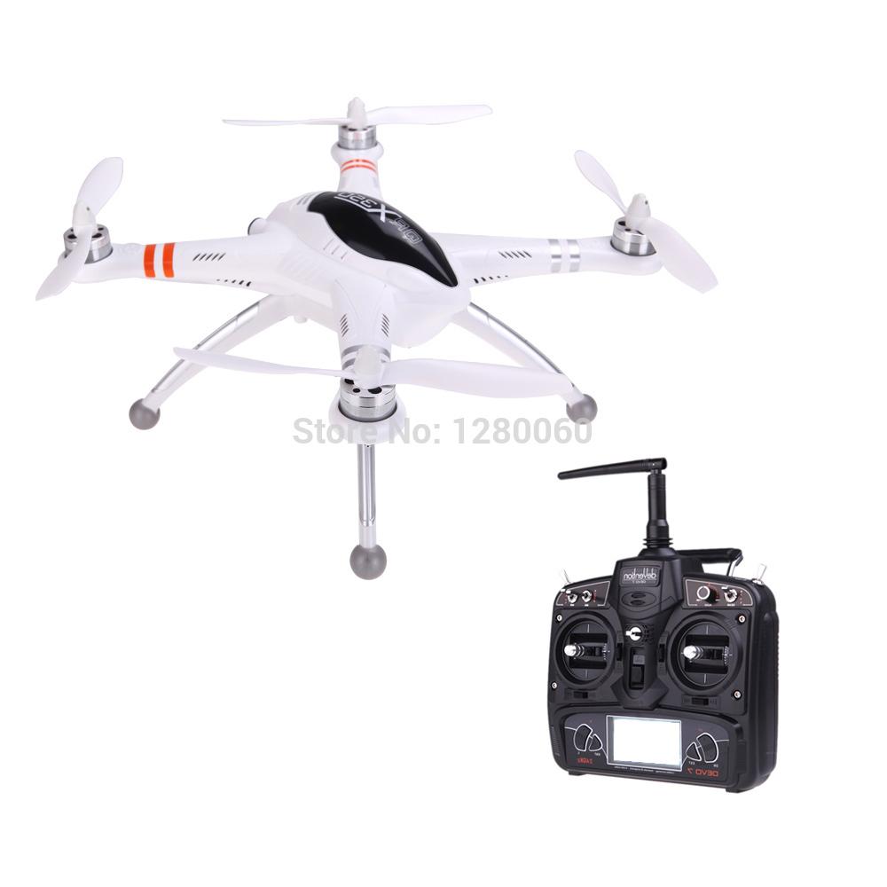 Детская игрушка FPV Walkera QR X 350 gps/rc FPV /devo 7 2 QR X350 original walkera devo f12e fpv 12ch rc transimitter 5 8g 32ch telemetry with lcd screen for walkera tali h500 muticopter drone