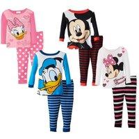 New Design 20set Cotton MINNIE mickey Baby Clothes Sets, autumn girl/boy clothing, sport Children's set