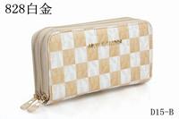 Hot Sell new Michaells wallet hand bags money clip thermal bag purse clutch double zipper Fashion women's korss wallet