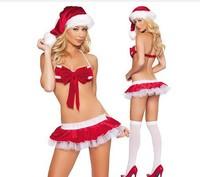2014 Limited Roupa Infantil Feminina Mochila Homem Aranha Club Christmas Bikini with Clothing Babes Pole Dancing Stage Costumes