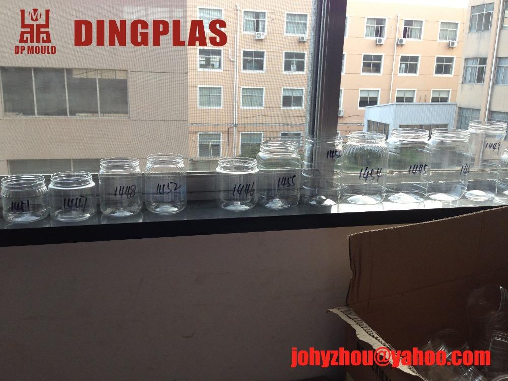 plastic mold/full-automatic PET jar bottle mold(China (Mainland))