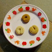 Originators Supply maker clay handmade 1/12 Dollhouse Miniature Food Switzerland Cookies(China (Mainland))