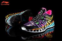 "Li-Ning WoW 2 Way of Wade 2 Low ""Diablo"" Dwyane Wade Signature Basketball Shoes - Black/Yellow/Purple"