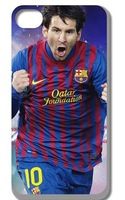 1PC Lionel Andres Messi Hard Back Cover Case for Iphone  6 Free Shipping 008