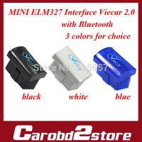 Viecar 2.0 Obd2 Bluetooth ELM 327 Scan Tool Viecar 2.0 Same Function As Super Mini ELM327 Works On Android/Windows