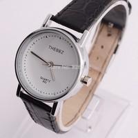 Fashion elegant lady women Wrist business Watch Quartz Adjustable Watchband