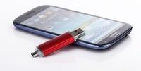 Smart Phone PC USB Flash Drive 8GB 16GB 32GB 64GB Pen Drives Mini OTG External Storage Usb Sticks Memory stick  Pendrive