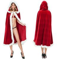 Roupa Infantil Feminina Christmas Mantle Packed Export Little Riding Hood Explosion Models Female Uniforms Temptations Stage