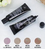 4pcs/lot New Makeup CC PREP+PRIME COLOUR CORRECTING SPF 30/PA+++ CREAM 30ML 4 Different Colors