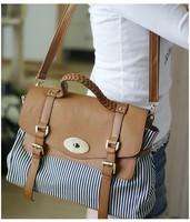 New arrival women casual tote canvas brand handbag lady shoulder bags women bag