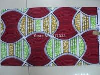 131023 D african clothing super wax fabric 6y,Wax printing 100% cotton batik real wax prints fabric