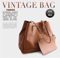 Free shipping Vintage bag High quality Women Handbag  shoulder bag Fashion Designer Brand Handbag Leisure Bag