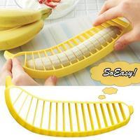 1 pcs Slicer Chopper Cutter for Fruit Salad Sundaes Cereal Kitchen Tools Fruit & Vegetable Tool Shredders & Slicers