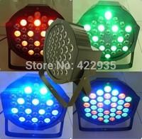 DMX 36LED RGB SLIM PAR LIGHT STAGE DISCO DJ LIGHT FREE SHIPPING