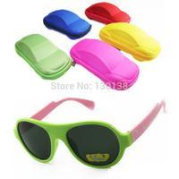anti-uv children kids sunglasses Stylish Cool Boys Girls Kids Sunglasses Plastic Frame Child Goggles 5 Color Free Shipping