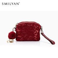 Smilyan fashion women clutches party evening bag wallet coin purse small bag women messenger bags bolsas free shipping