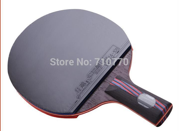 hot original STIGA carbon 7.6 Carbo 13 layers 7.6 WRB CR Table tennis rackets finished pingpong rackets two pimples in rubbers(China (Mainland))