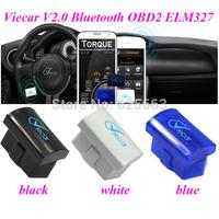 Newest Code Reader Viecar 2.0 OBD2 Bluetooth Scan Tool Viecar V2.0 as Same Function as Super Mini Elm327