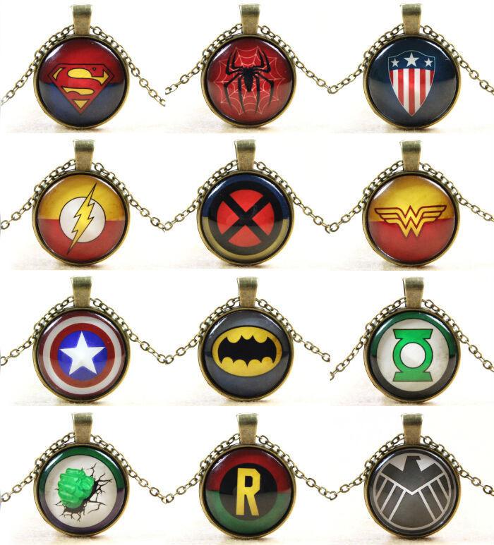 Superhero Symbols List More Information Djekova