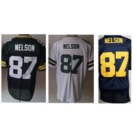 #87 Jordy Nelson Jersey, 2014 Elite Green Bay Football Jerseys, Cheap Jordy Nelson Packer Jerseys free shipping Mixed order