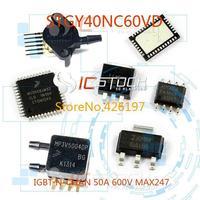 STGY40NC60VD IGBT N-CHAN 50A 600V MAX247 1pcs