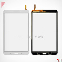 Free shipping Original new Repair Parts replacement for samsung GALAXY Tab 4 8.0 T330 Touch screen Panel Digitizer Glass