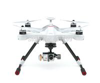 WALKERA Scout X4 White FPV GPS Quadcopter Ground Station G-3D iLook+ F12E RTF+ FPV2 Version