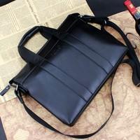 M package cross-section men's handbag shoulder bag Messenger bag man business briefcase