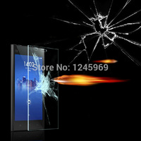 A11 10pcs High Quality Tempered Glass Screen Protector Toughened Membrane For Samsung Galaxy Note 4 CN290 T15