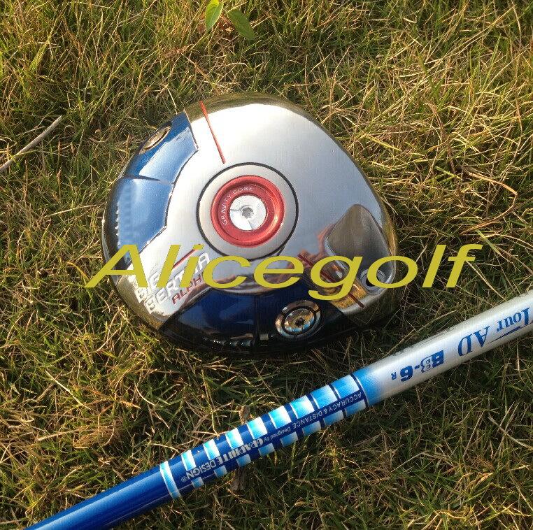 клюшка для гольфа Alicegolf 9.5 10.5 BB6   Big Bertha Alpha driver клюшка для гольфа for big bertha udesign 3g 5 7 9 11g 13g 15g golf weights