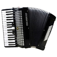 60 bass 5/0 Register piano accordion,hurdy-gurdy 34 keys  accordian professional keyboard accordion