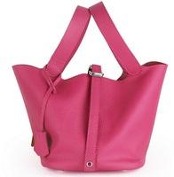 Women Mobile Messenger Cow Handbag European and American Fashion Bag Food Basket Leather bag