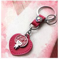Milesi - New 2014 Brand Hip Hop Key chain Keychain Trinket Key holder Novelty Items Birthday Wedding Gift