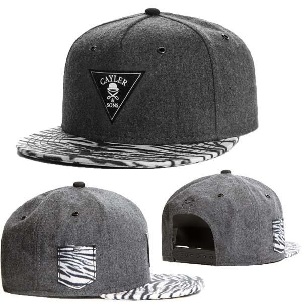 New brand woolen cayler sons snapback caps hats for men hip hop cap snapbacks baseball hat baseball-caps bone aba reta(China (Mainland))