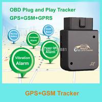 Free Shipping OBD vehicle GPS Tracker monitor Diagnostics 908 Speed Motion Sennor SOS Alarm Truck Fleet Management Free Platfrom