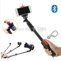 YUNTENG 1288 Extendable Self Portrait Selfie Stick Monopod w Bluetooth Remote Shutter for iPhone 6 plus 5s 4s GoPro camera