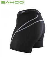 SAHOO shark tiger cycling men's underwear Chun xia men riding pants (breathable) cycling pants 48805