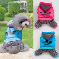Dog Harness Coat Hoodie Thicken Winter Dog Jumper S,m,l,xl,xxl Wholesale