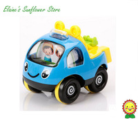 Free Shipping High Quality Car Toys 4 PCS/LOT Cartoon Friction Car For Kid gift