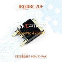 IRG4RC20F DIODE IGBT 600V D-PAK 10pcs