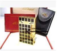STDupont / Dupont lighters broke - golden crisp sound upscale black
