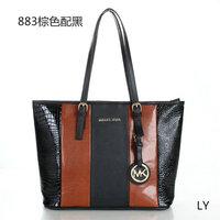 2014 boston New women bags Michaeled bags korss handbags fashion bags brand designer leather bag Drop Shipping